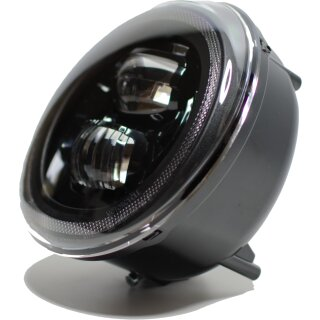 LED Scheinwerfer VESPA GTS Black Edition