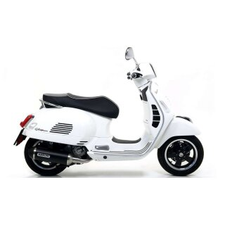 ARROW Urban BLACK Vespa GTS 125-300i E3 08-16